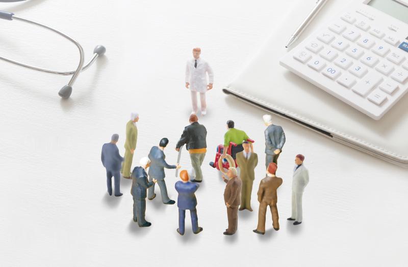 繁盛しているクリニックがやっていること事例集 患者を集めることは経営である